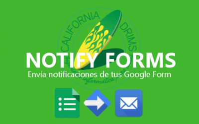Notify forms